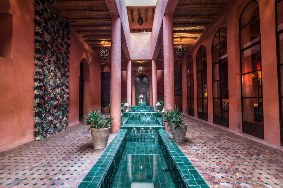 Une Escale Marocaine Au Jardin Des Douars Infrarouge