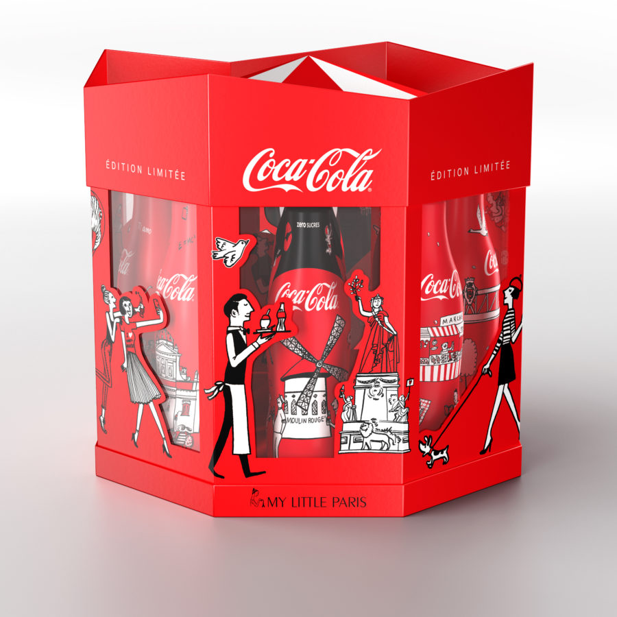 Coffret 10 quartiers Coca-Cola 3