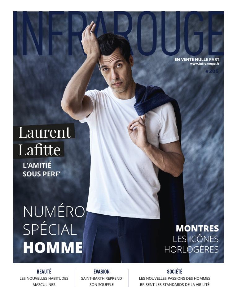 Couverture de magazine du mois de Mars 2019