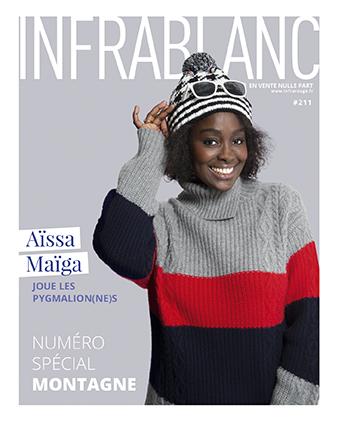 Couverture de magazine du mois de Décembre 2019