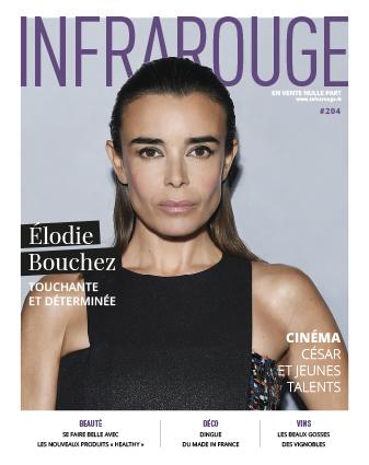 Couverture de magazine du mois de Février 2019