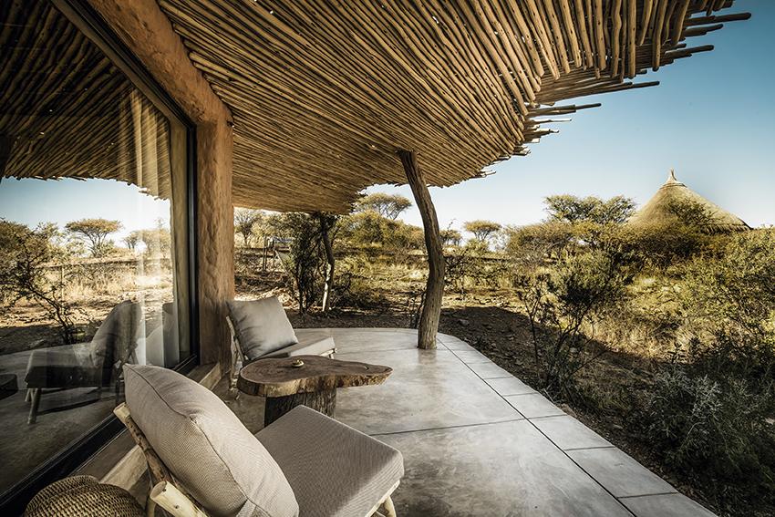 Omaanda - Hut 8 - © Zannier Hotels