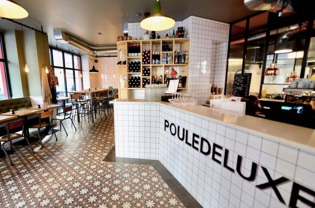 Poule De Luxe Restaurant Paris