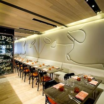 'Restaurant Le café des Abbatoirs'