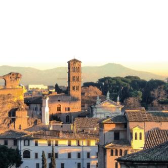 'De Rôme à Positano'