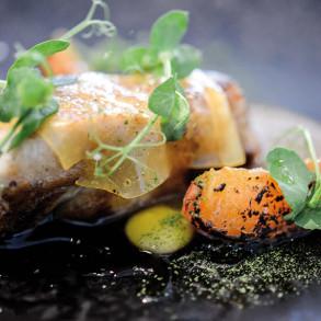 Gastronomie : Akrame Benallal