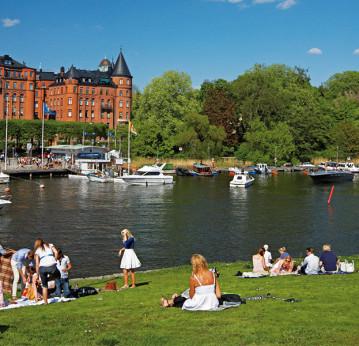 île de Djurgården