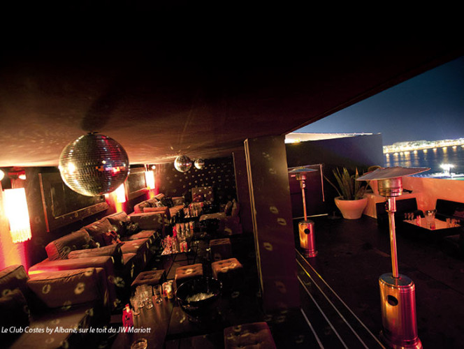 Club Costes by Albane
