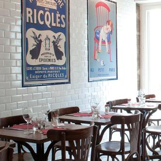 'Restaurant Métropolitain'