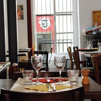 'Restaurant Chaméléon'