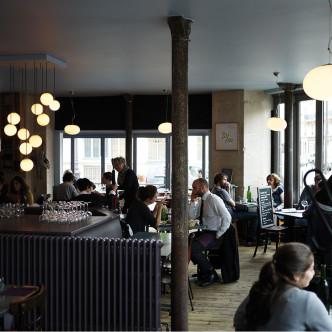 'Restaurant La Bulle'