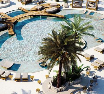 Hôtel Destino Pacha Ibiza