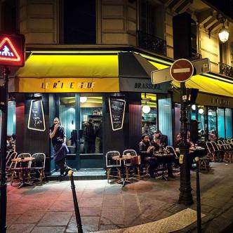 'Restaurant Le Roi de Pique'