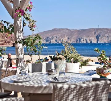 Restaurant Panormos Beach Bar