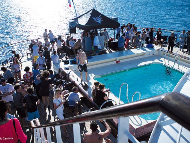 Villa Schweppes Cannes Flashback