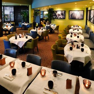 'Restaurant Zebra Square'