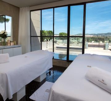 Spa Givenchy à l'hôtel Sahrai