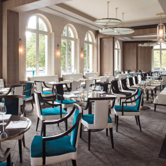 'Restaurant Victoria 1836'