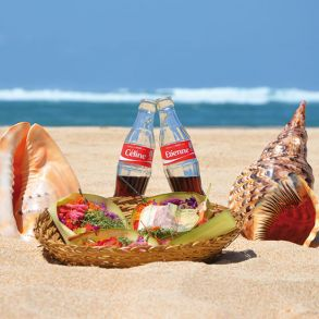 Souvenirs de l'été partagés avec Coca