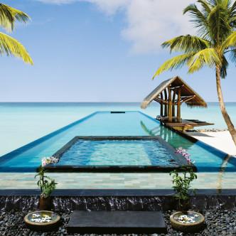 'Les Maldives'