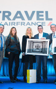 Lancement du site Travel by Air France