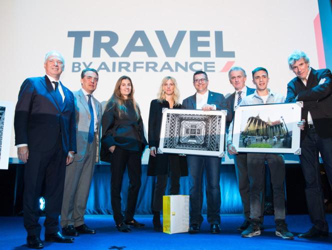 Lancement du site Travel by Air France
