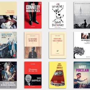 Nos 12 livres de l'été
