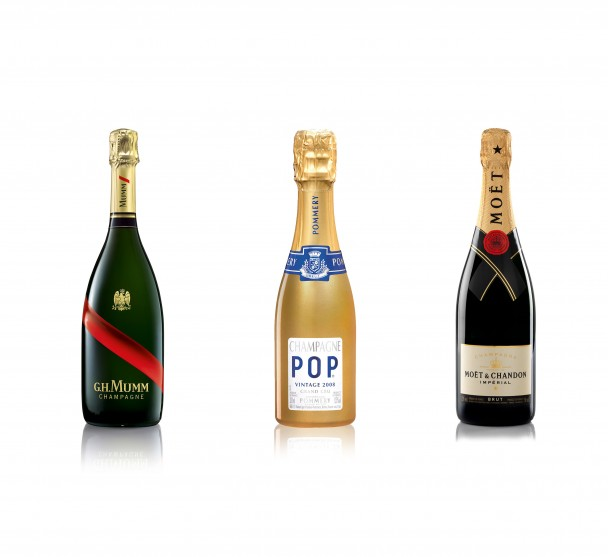 Champagne night fever