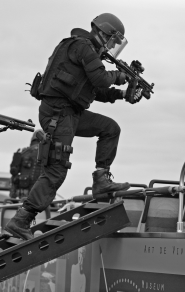 Immersion au GIGN