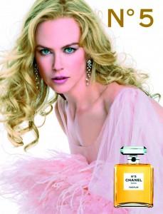 2005 Nicole Kidman by Patrick Demarchelier for CHANEL Nr 5