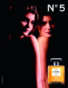 2009 Audrey Tautou by Dominique Issermann for CHANEL Nr 5