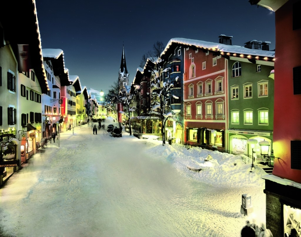 Vorderstadt Kitzbühel