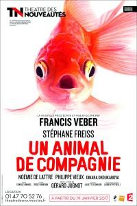 Affiche Un animal de compagnie