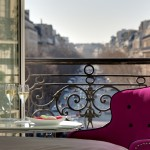 Charme intimiste de La Villa Haussmann