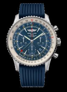 Navitimer-GMT-Aurora-Blue