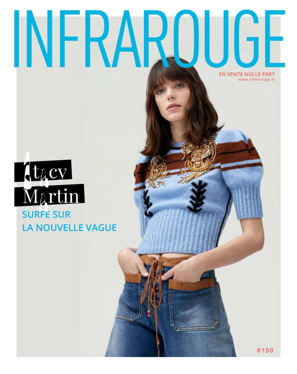 Couverture de magazine du mois de Juillet-Août 2017
