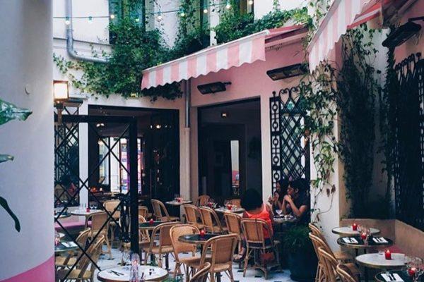 Guillaume Monnet Nouveau Chef De L Hotel Grand Amour Infrarouge