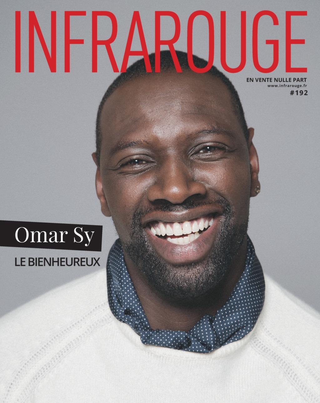 Couverture de magazine du mois de Octobre 2017
