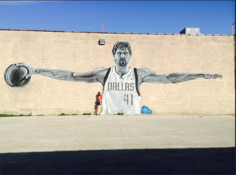 Street art Dallas