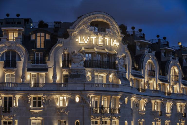 L'hôtel Lutétia rouvre ses portes