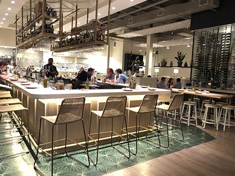 Restaurant Sachet Dallas